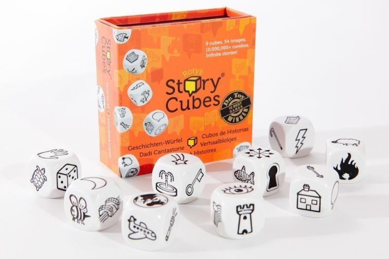 Sztorikocka - Story Cubes - magyar kiadás társasjáték