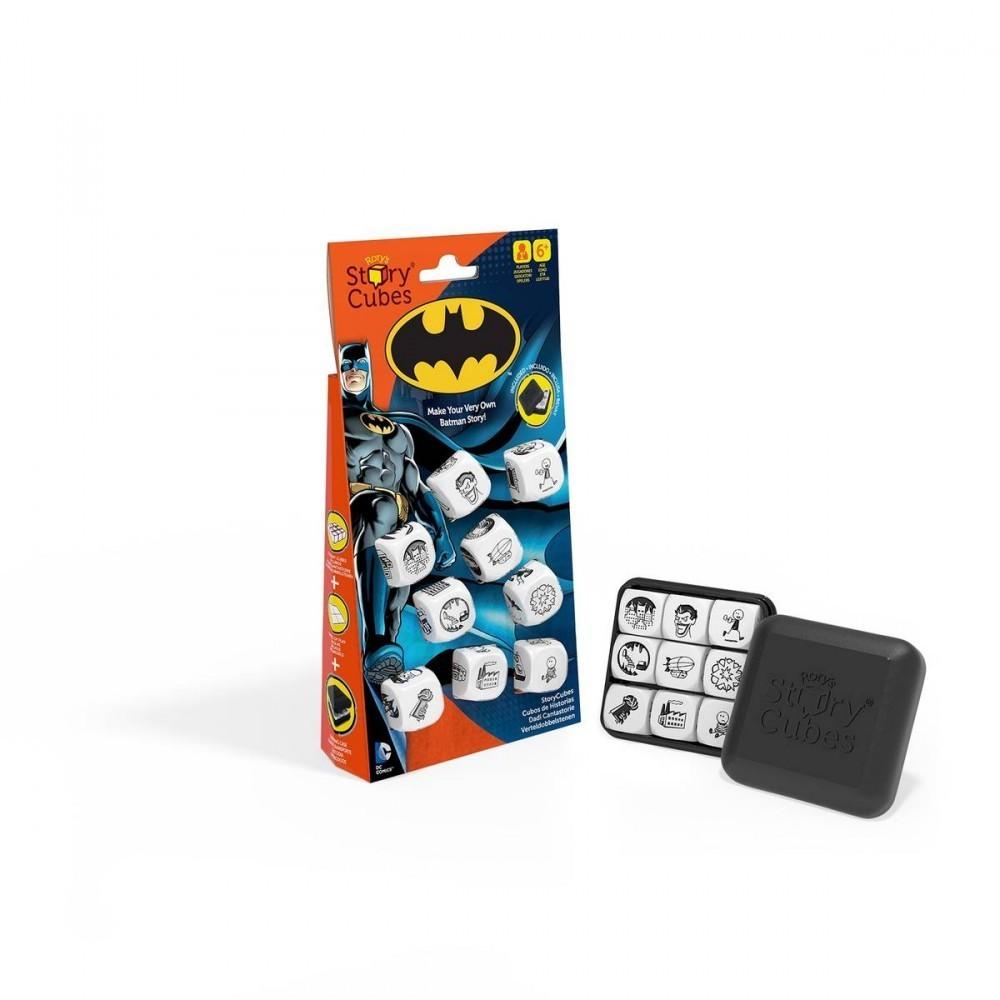 Sztorikocka Batman - Story Cubes Batman társasjáték
