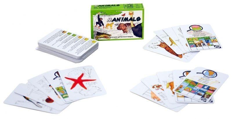 Állatsereg - Manymals társasjáték