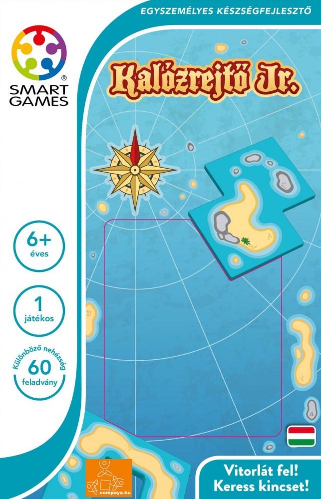 Kalózrejtő - Hide & Seek Pirates logikai játék