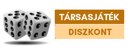 Társasjátékdiszkont társasjáték webáruház