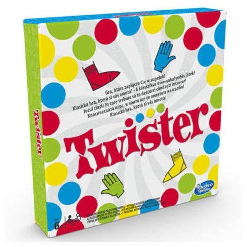 Twister ügyességi társasjáték – Hasbro