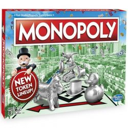 Monopoly Classic társasjáték – Hasbro