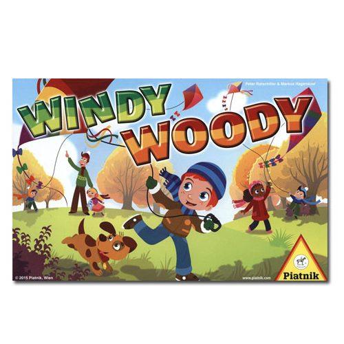 Windy Woody társasjáték – Piatnik