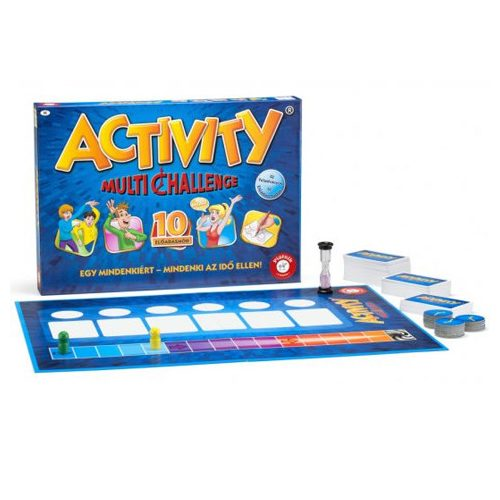 Activity Multi Challenge társasjáték – Piatnik