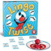 Lingo Twist társasjáték – Piatnik