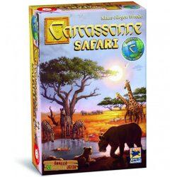Carcassone Safari társasjáték – Piatnik
