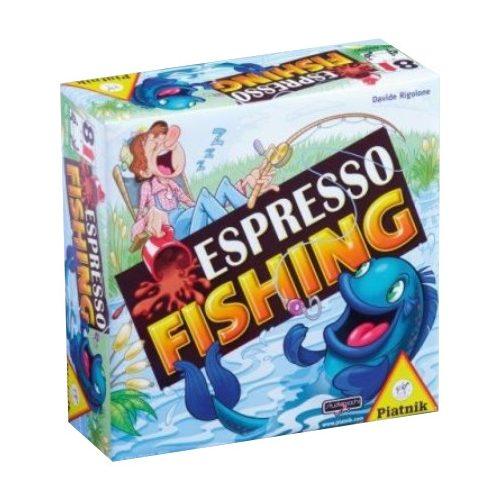 Espresso fishing társasjáték – Piatnik