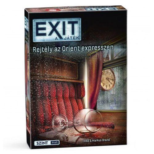EXIT 7. – Rejtély az Orient Expresszen társasjáték – Piatnik