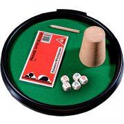 Kockapóker tálca póker dobókockákkal – Piatnik