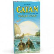 Catan – Tengeri utazó, kiegészítés 5–6 fő részére társasjáték kiegészítő – Piatnik