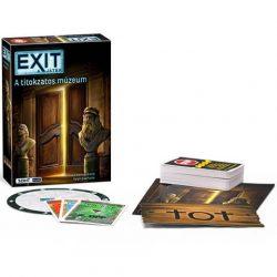 EXIT 9. – A titokzatos múzeum társasjáték – Piatnik