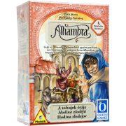 Alhambra 3. kiegészítés: A tolvajok órája – Piatnik