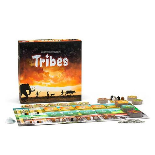 Tribes társasjáték – Piatnik