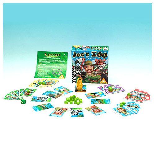 Joe's Zoo társasjáték – Piatnik