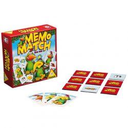 Memo Match memóriajáték – Piatnik