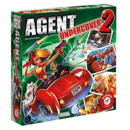 Agent Undercover 2 – Titkos Ügynök társasjáték – Piatnik