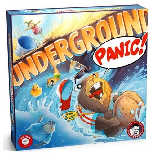 Underground Panic társasjáték - Piatnik