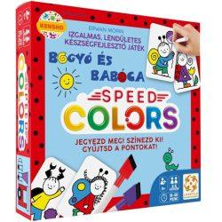 Bogyó és Babóca Speed Colors társasjáték