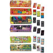 Nagy dominó mix- D-Toys