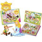 Pinokkió Két mesés társasjáték – D-Toys