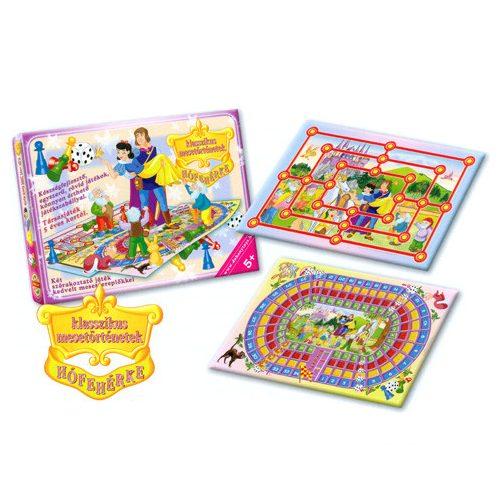Hófehérke 2 mesés társasjáték – D-Toys