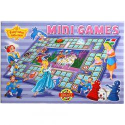 Hamupipőke mini társasjáték – D-Toys