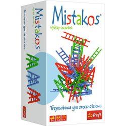 Mistakos – Harc a létrákkal ügyességi játék – Trefl