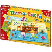 Memo – Lottó memóriajáték