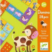 Dominójáték - Domino farm