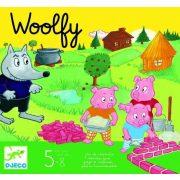 Woolfy - A három kismalac társasjáték