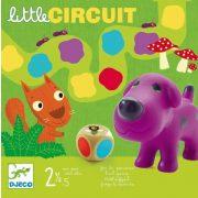Little circuit - Színlépegetős társasjáték