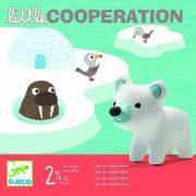 Little cooperation - Egy kis együttműködés Társasjáték