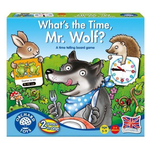 Hány óra van, Farkas koma?