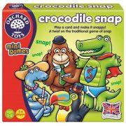 Krokodilos gyorsasági játék