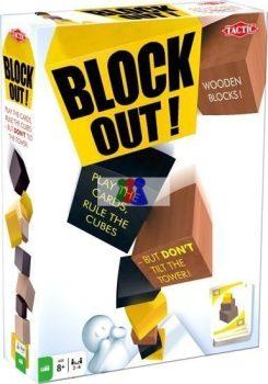 Block Out fa ügyességi játék