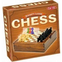 Klasszikus sakk, fa játékelemekkel