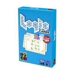 Logic Cards, kék - Brain Games