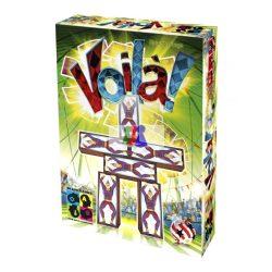 Voilá! társasjáték - Brain Games