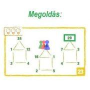 Logic Cards Matchsticks logikai kártya (gyufaszálak) - Brain Games