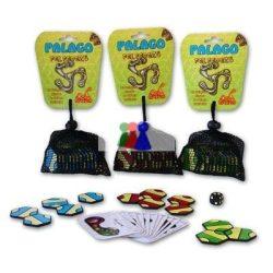 PALAGO Felfedező Készlet (12 lapka, 12 kártya)