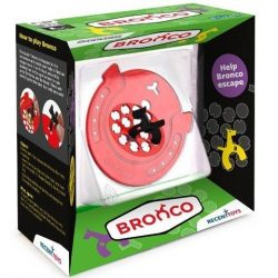 Bronco logikai játék