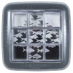 Mirrorkal Escher tükrös puzzle, logikai játék