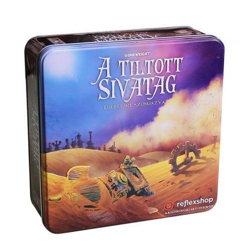A Tiltott Sivatag társasjáték