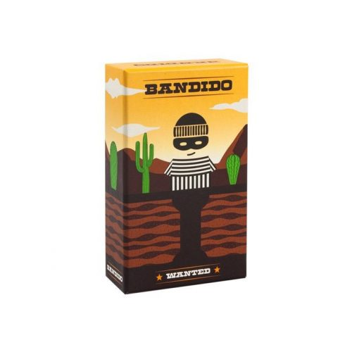 Bandido kooperatív társasjáték