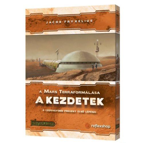 A Mars Terraformálása - Prelude kiegészítő