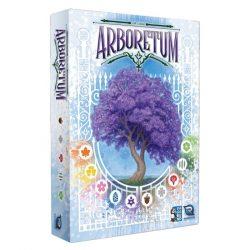 Arborétum társasjáték
