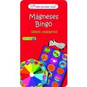 Purple Cow Bingo mágneses társasjáték