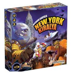 New York királya stratégiai társasjáték