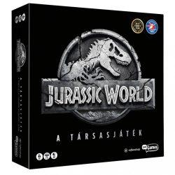 Jurassic World társasjáték
